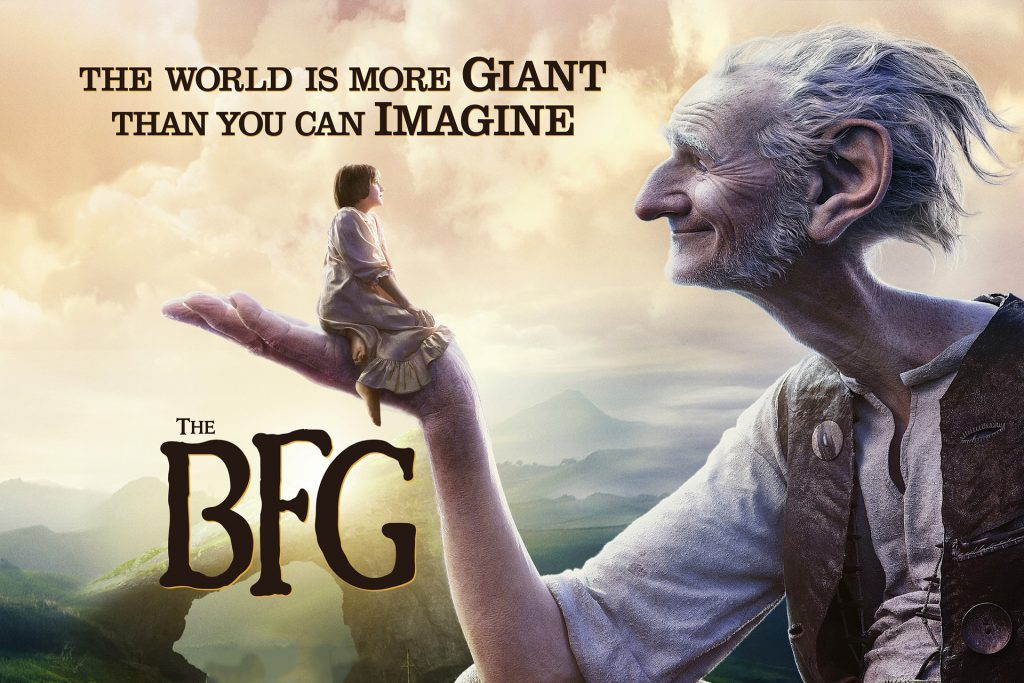 The BFG wallpaper 2016