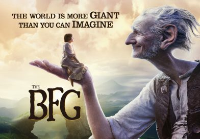 The BFG (Big Friendly Giant) 2016: HD wallpapers