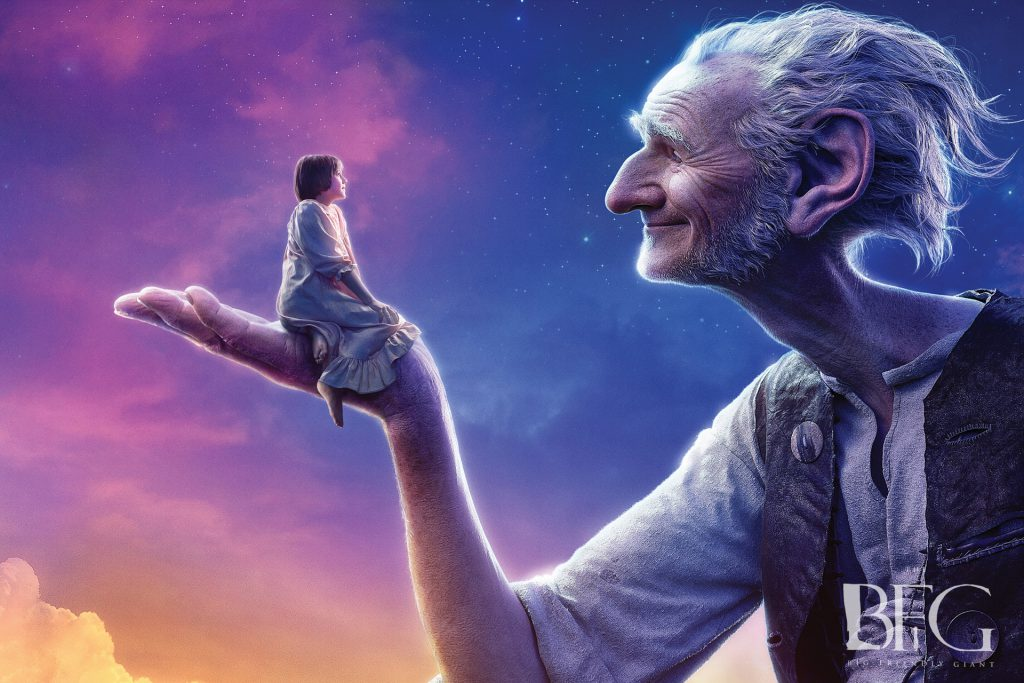 The BFG (Big Friendly Giant) wallpaper