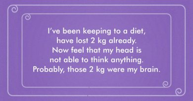 Hilarious weight loss notes