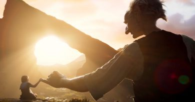 The BFG (2016): Film review and trailer