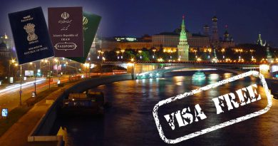 Indian tourists may soon visit Russia on visa-free basis