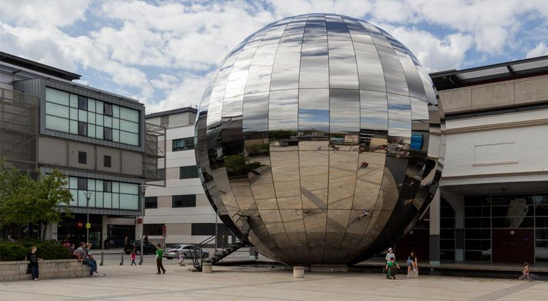 At-Bristol Science Centre and Planetarium, UK