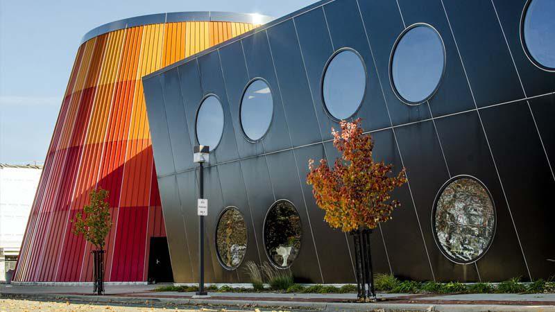 Delta college Planetarium (Bay City, USA)