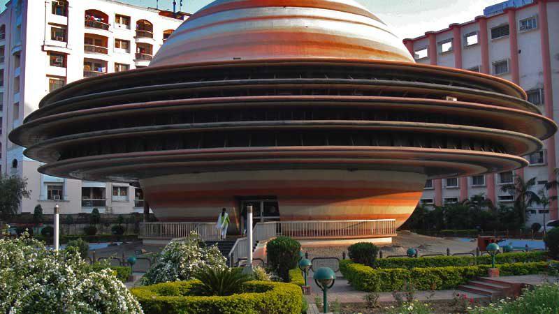 Luknow planetarium, India