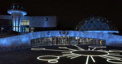 TOP10 World's Most Beautiful Planetariums