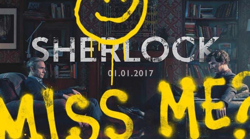 Sherlock, 4th season (2017)