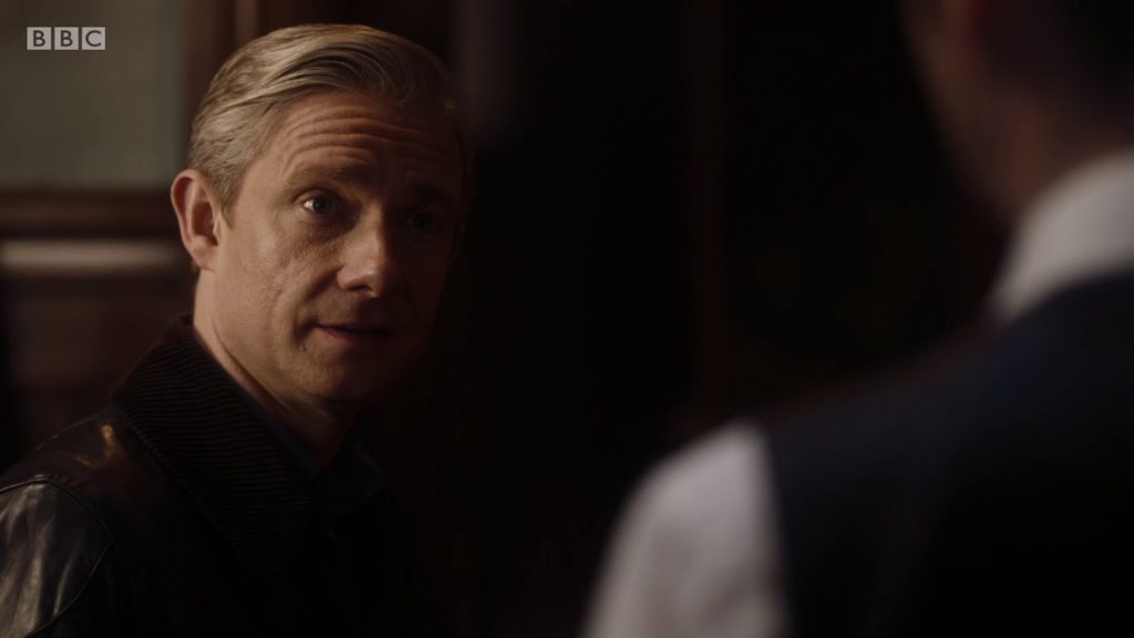 "There's a place for people like you... (John Watson, ""The Final Problem"")"