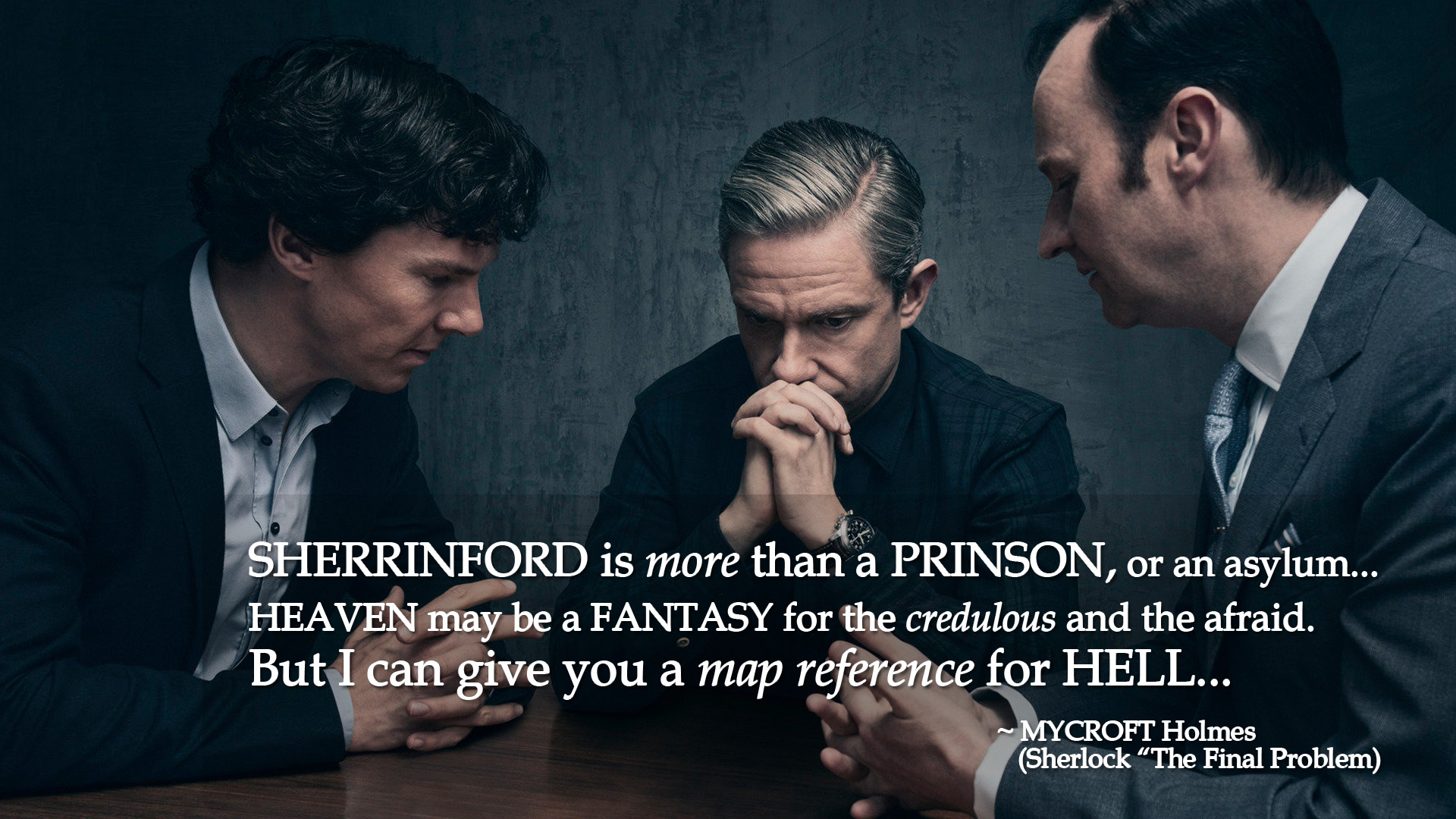 Sherlock The Final Problem Best Quotes Volganga