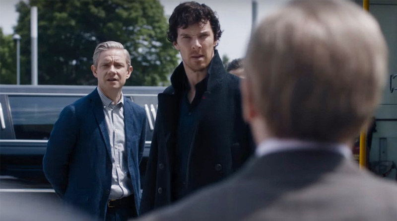 "Sherlock Season 4 Episode 2 ""The Lying Detective"": Review & Impression"