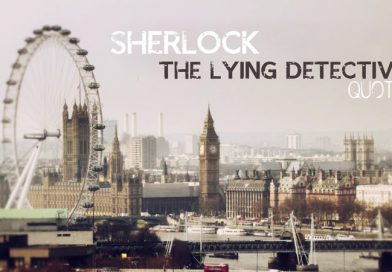 """Catchy quotes from """"The Lying Detective"""", Sherlock season 4 episode 2"""