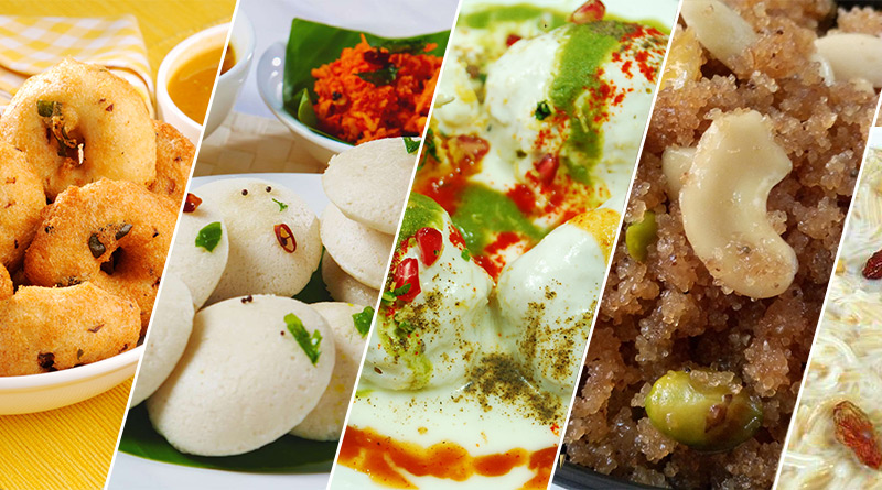 15 deilcious Indian non-spicy dishes. Try them all!