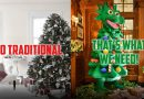 14 Most Creative and Weird Christmas Trees 2019-2020