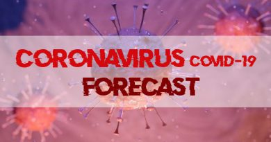 Coronovirus: forecast and current situation in India