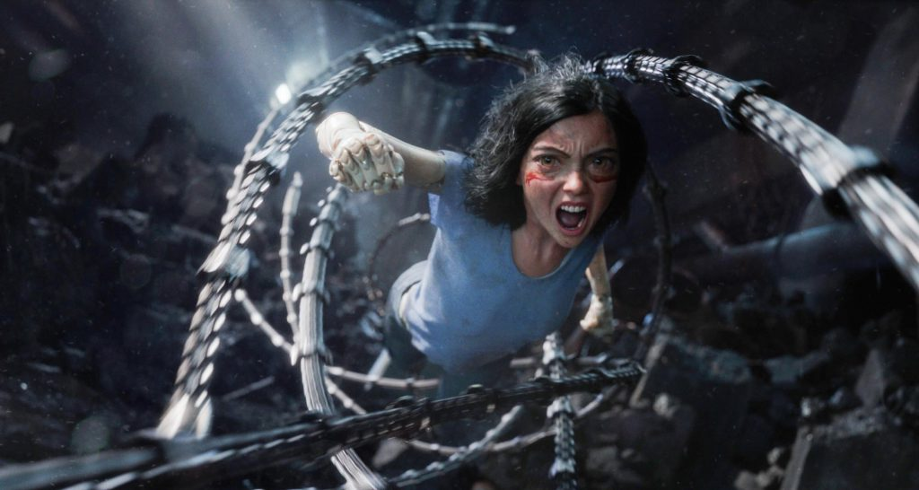 Alita: the Battle Angel