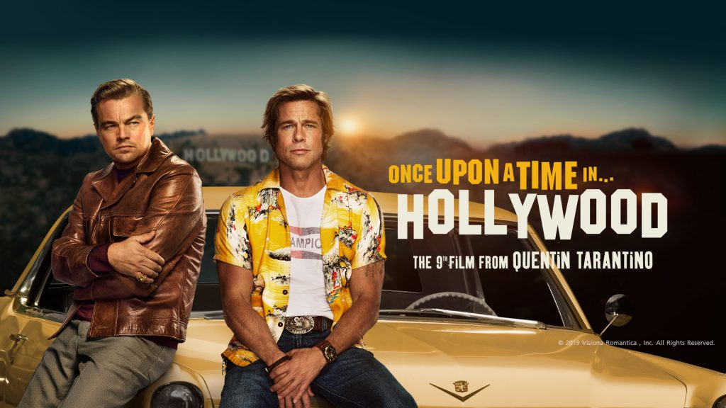 Once upon in... Hollywood
