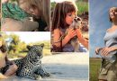 Tippi Degré: unique girl who grew up in wild Africa